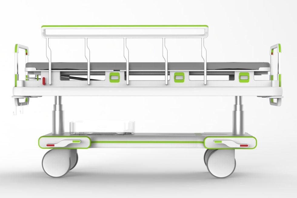 Transportní stretcher Green Line pro Linet